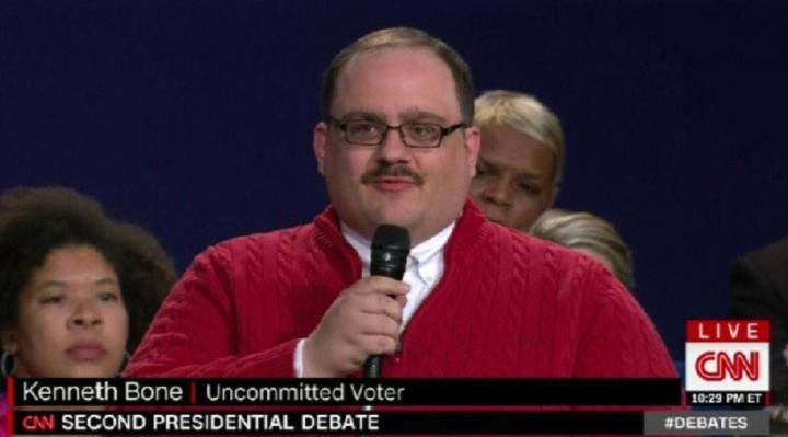 Ken Bone Has Been Offered $100,000 To Do Porn