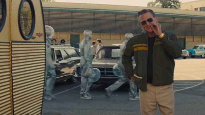 Official Clip For Once Upon A Time In Hollywood Released
