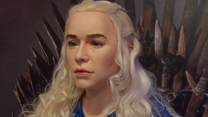 Museum Unveils Daenerys Targaryen Statue That Looks Absolutely Nothing Like Her