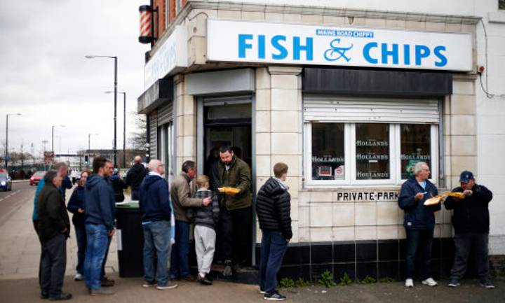 Brexit Could Be About To Make Fish And Chips More Pricey