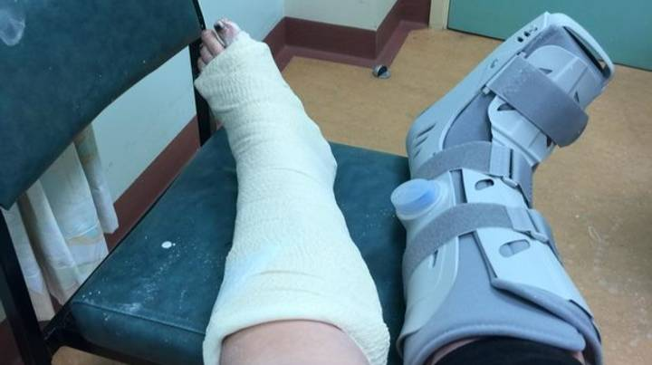 Mum Breaks Both Ankles And Tears Ligaments Attempting TikTok Dance Challenge