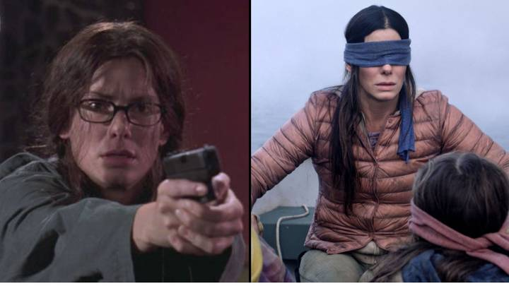 Millennials Are Calling Sandra Bullock 'That Lady From Bird Box'