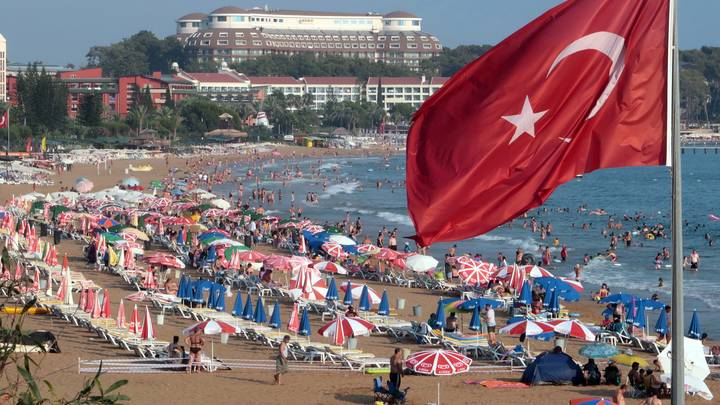Tourists In Turkey Charged £43 For A Kebab And £65 To Swim In Sea