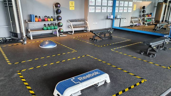 Gyms Across England Can Reopen On Saturday 25 July