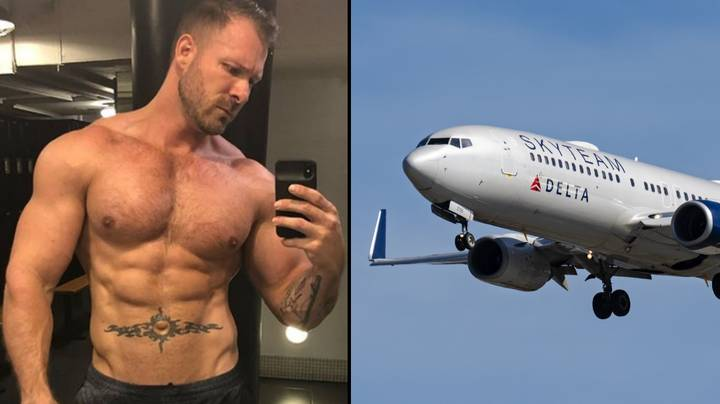 Flight Attendant Suspended After Having Sex With Adult Film Star Austin Wolf On Plane