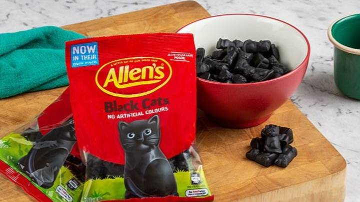 Allen's Lollies Is Launching A Black Cats-Only Bag