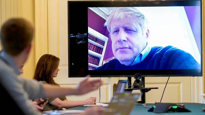 Boris Johnson Is Out Of Intensive Care And Back On A Ward