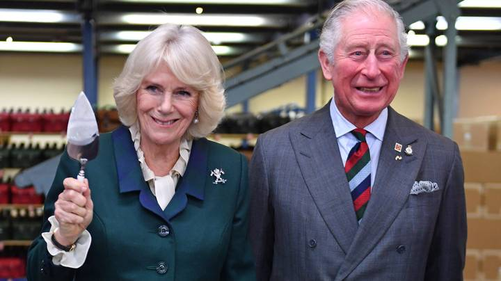 Man Who Believes He's Charles And Camilla's Son Shares New 'Proof'