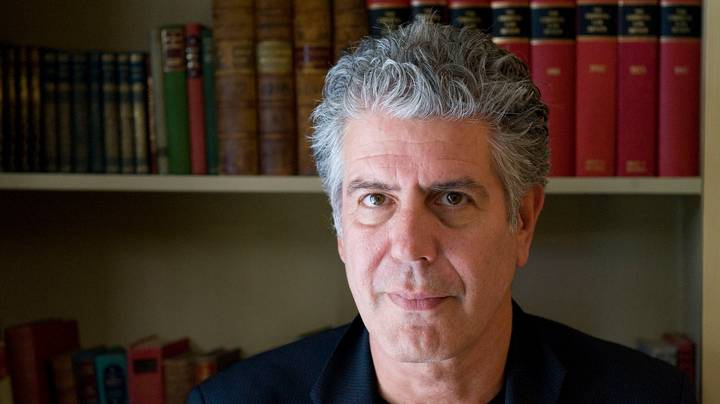 Anthony Bourdain Bought A Painting With A Chilling Title Just Before His Death