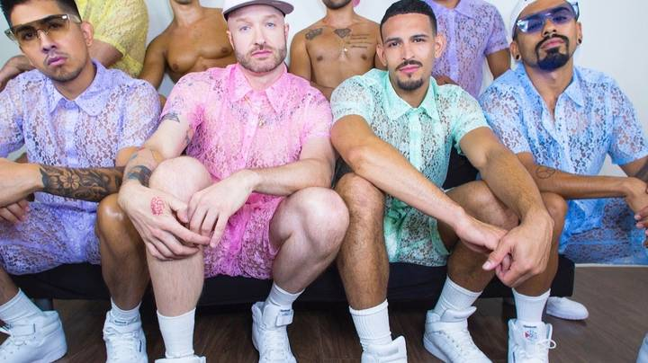 Lace Shorts For Men Are Here To Keep You Chilled This Summer