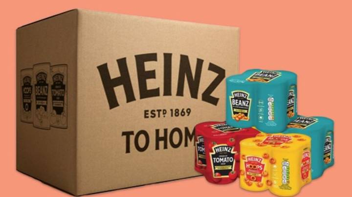 Heinz Launches £10 Delivery Service For Baked Beans And Spaghetti Hoops