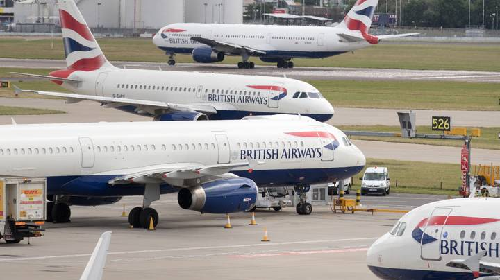 British Airways Flights Cancelled Across UK Due To 'IT Failure'