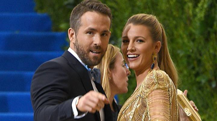 Ryan Reynolds And Blake Lively Trolled Each Other For Valentine's Day