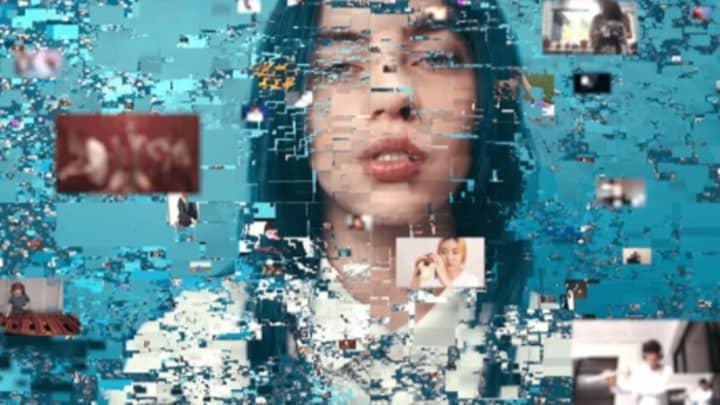 Billie Eilish Releases World's First Infinite Music Video