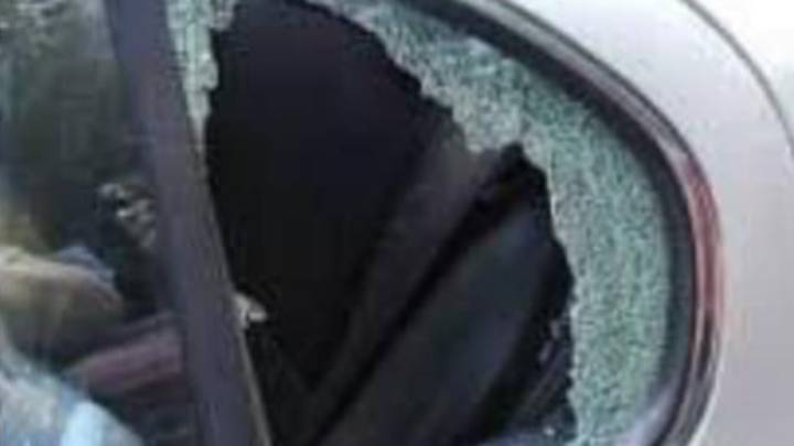 Driver Says Car Window Was Smashed By Someone Trying To Save Toy Dog
