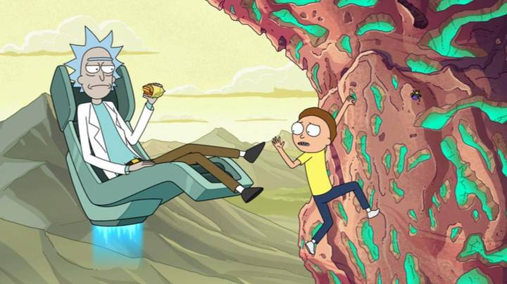 Rick And Morty Season Four Drops On Netflix Australia Today