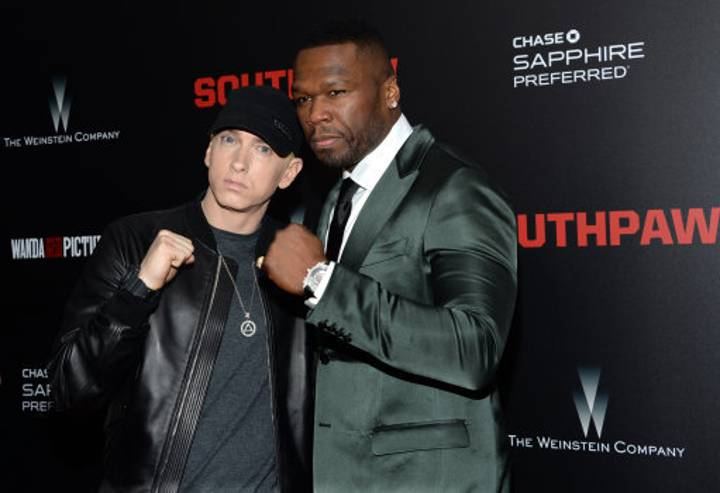50 Cent Explains Why Eminem Is The Greatest Rapper Alive