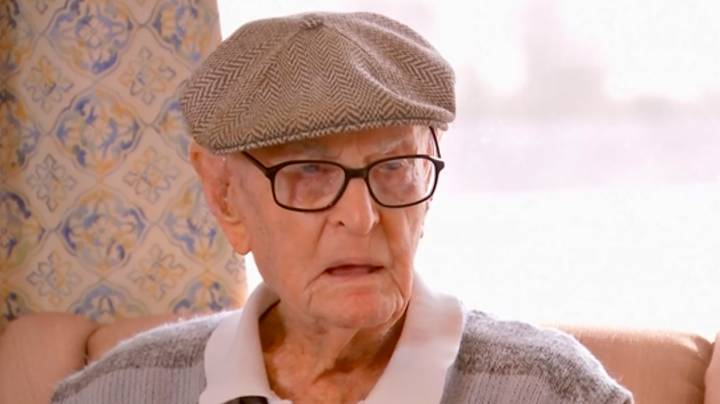 Australia's Oldest Ever Man Says He Loves To Eat Chicken Brains