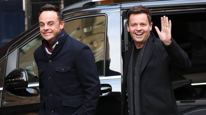 Ant McPartlin Says His Stint In Rehab Tested Friendship With Declan Donnelly