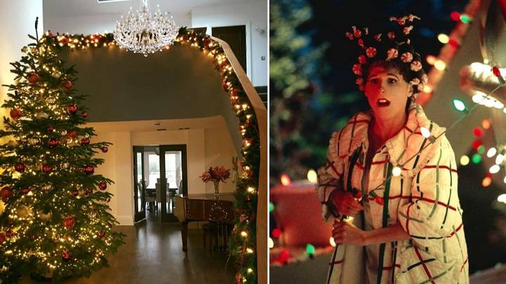 This Guy Is Paid £4,000 A Time To Put Up Christmas Decorations