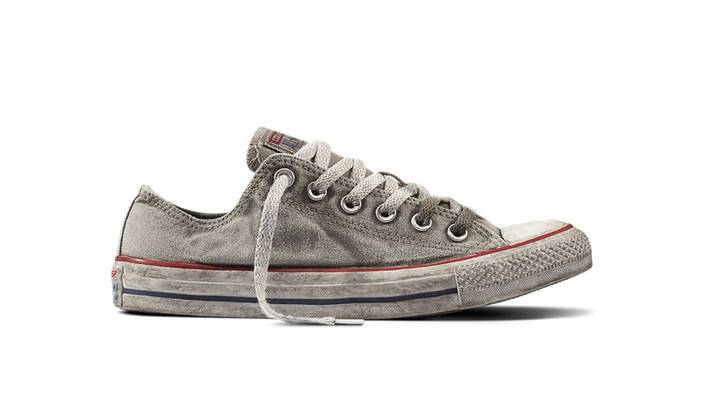 Converse Is Selling 'Dirty' All Stars For £70