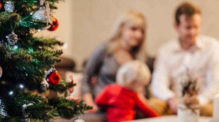 Mum Says 'Christmas Morning Box' Is The Key To A Stress-Free Xmas