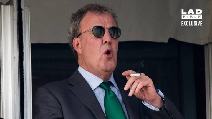 Jeremy Clarkson Says People Who Smoke Weed Are Boring
