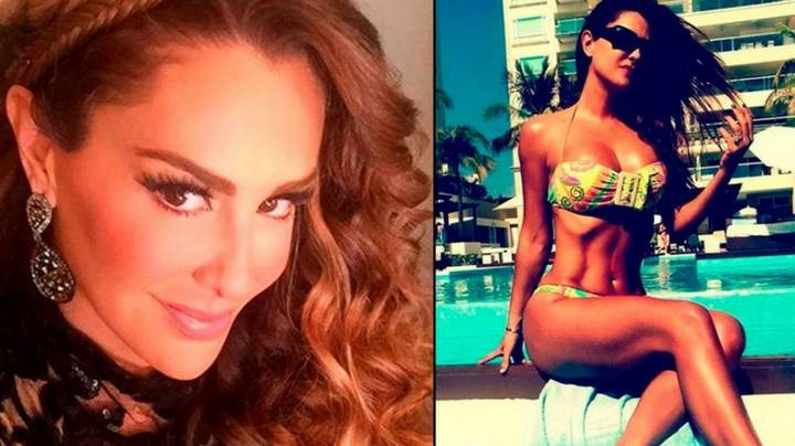Actress Hits Back At Blackmailer By Sharing Topless Photo Of Herself