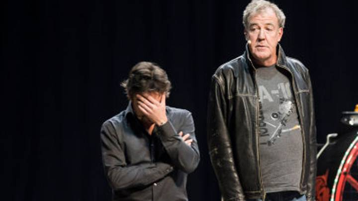 Clarkson Describes His View Of Hammond Crash: 'I Genuinely Thought He Was Dead'
