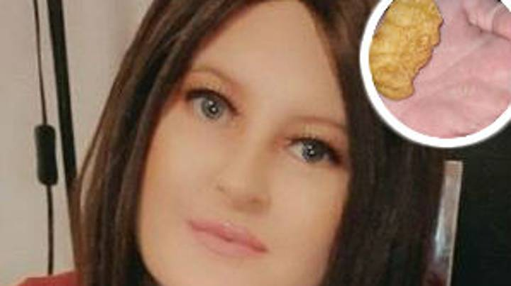 Woman Left 'Paranoid' After Getting Sharp Object In McDonald's Chicken Nugget