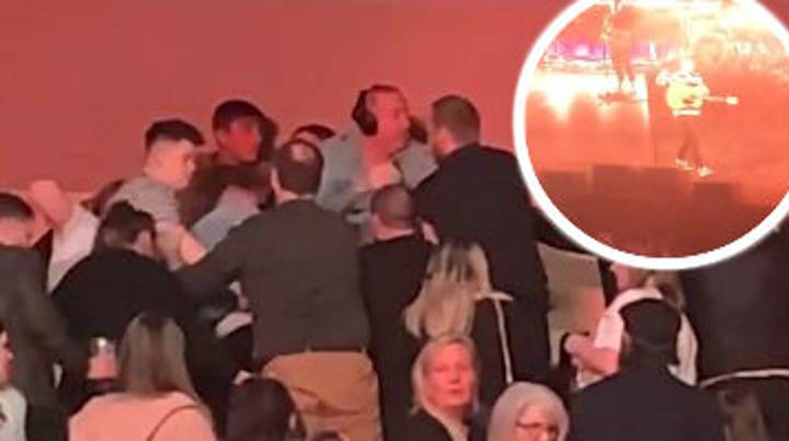 Lewis Capaldi Halts Gig As Fight Breaks Out Among Audience