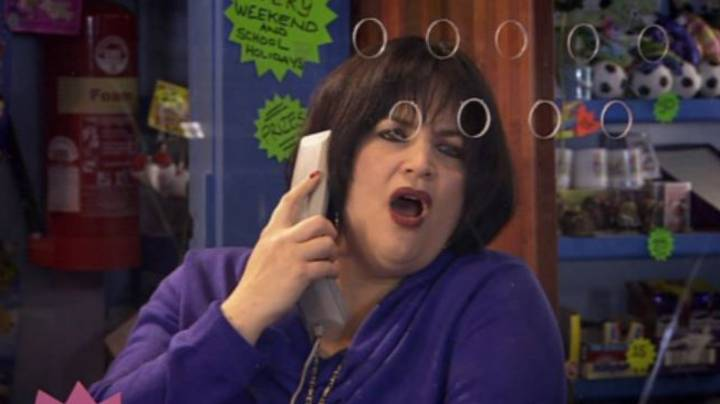 Bookies Slash Odds On Ruth Jones Being Surprise I'm A Celeb Campmate