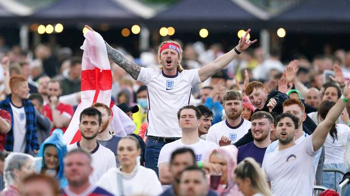 Woman Refused Entry To Bar For Wearing England Top