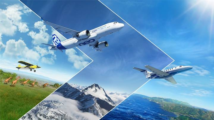 You Can Fly Anywhere In The World On New Microsoft Flight Simulator - Even Epstein's Island