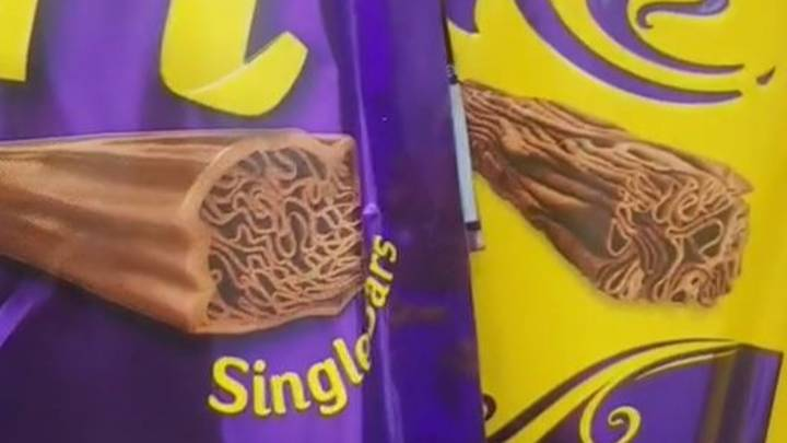 Man Sparks Huge Debate After Claiming Cadbury's Twirls And Flakes Are The Same