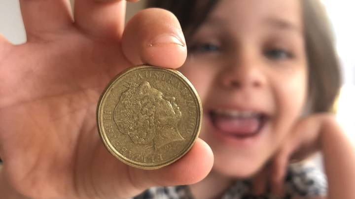 Melbourne Mum Finds $1 Coin That's Worth Up To $3,000