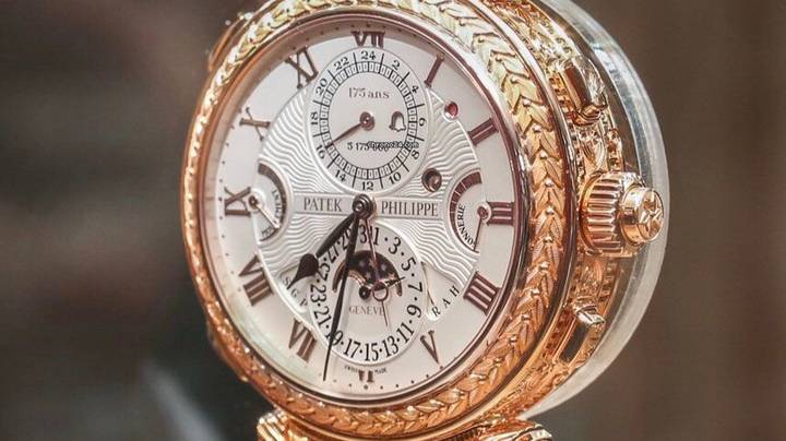 Incredibly Fancy Patek Philippe Grandmaster Watch Is Going On Sale For A Cool USD$50 Million