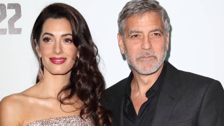 George Clooney Credits Boris Johnson For Bringing Him Closer To Wife Amal