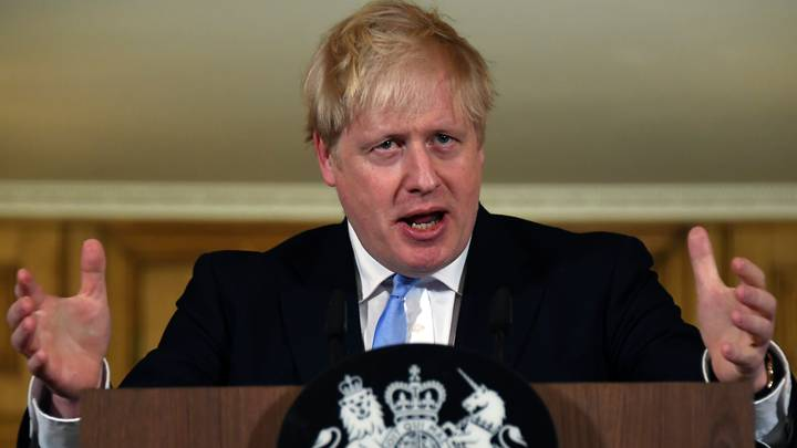 Boris Johnson Announces Schools Will Not Yet Close Amid Coronavirus Spread