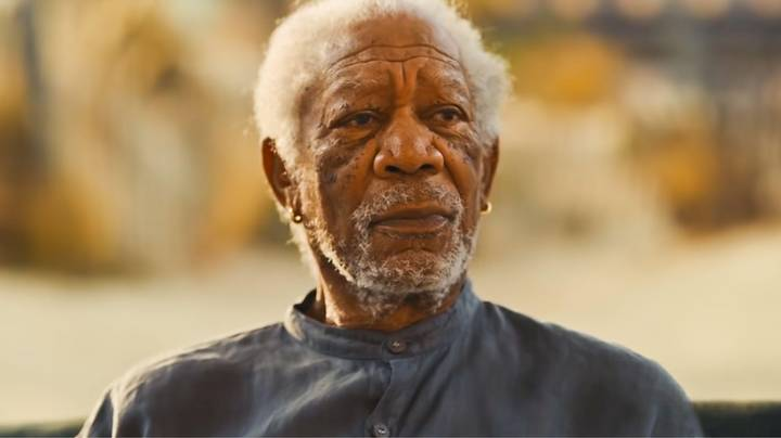 Morgan Freeman Rejects The Idea Of Defunding The Police
