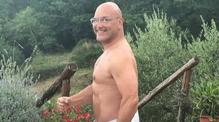 Gregg Wallace Says Wife Doesn't Want Him To Get 'Too Muscly'