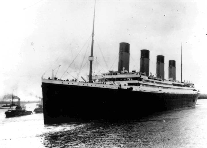 New Evidence Suggests Titanic Didn't Sink Because Of An Iceberg