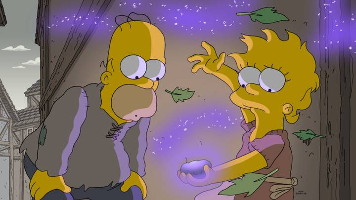 Disney+ Has Collection Of All Episodes Of The Simpsons That 'Predicted' Future