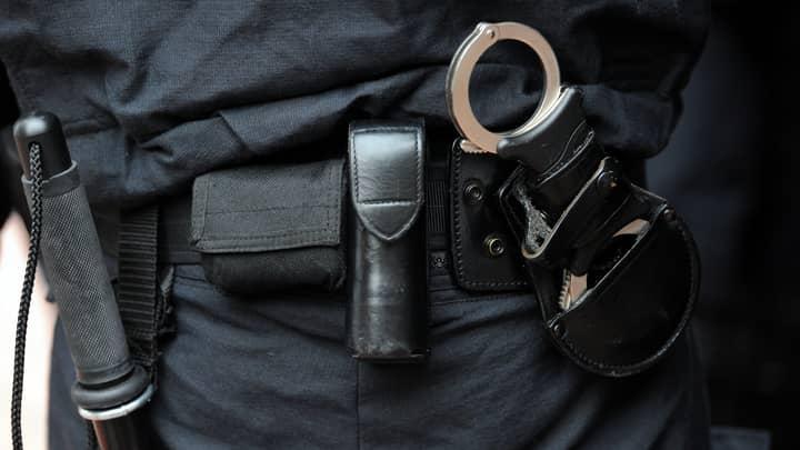 Police Officer Slapped Female Officer On The Bottom And 'Called Her A Naughty Girl'