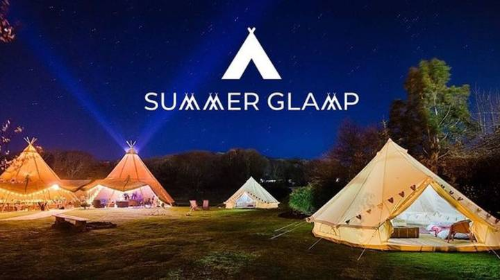 Pop-Up Wexford Glamping Village Aims To Give Guests That Festival Feeling