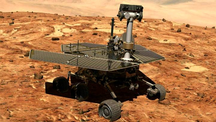 NASA Confirms Its Mars Robot Opportunity Has Died