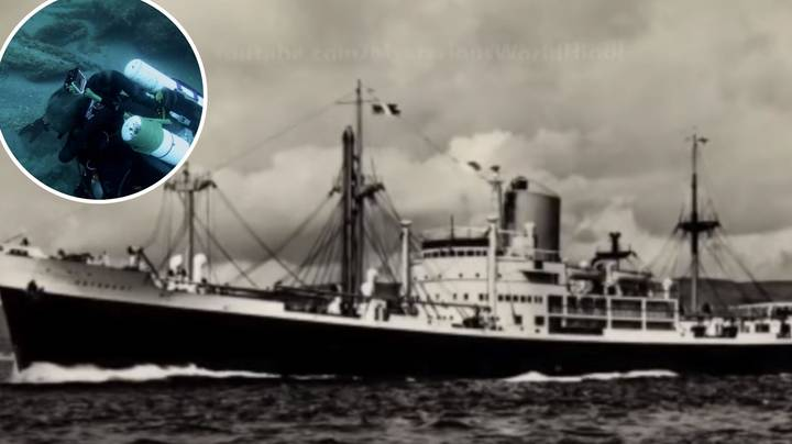 Missing Bermuda Triangle Shipwreck Found A Century After It Disappeared