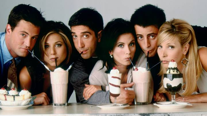 All 10 Seasons Of Friends Are Moving To Netflix Australia Next Month