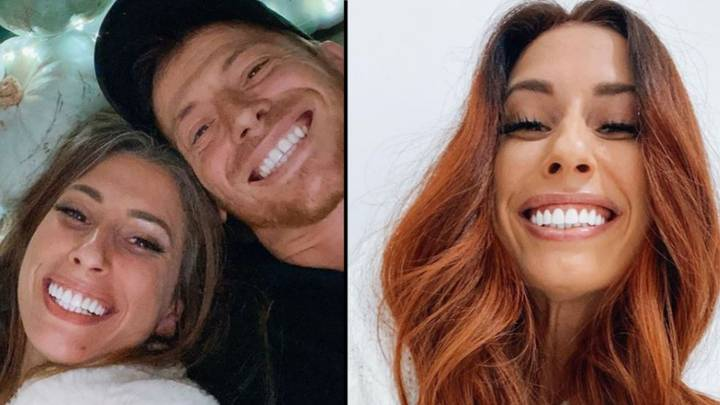 Stacey Solomon Woke Up And Found Joe Swash Using Her Phone To Watch Porn