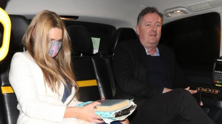 Piers Morgan Admits Breaking Covid-19 Rules After He 'Forgot' To Wear Mask